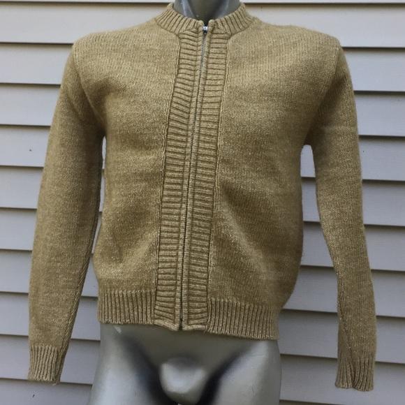 Vintage Sweaters Mens Brentwood Grandpa Cardigan Sweater M Poshmark